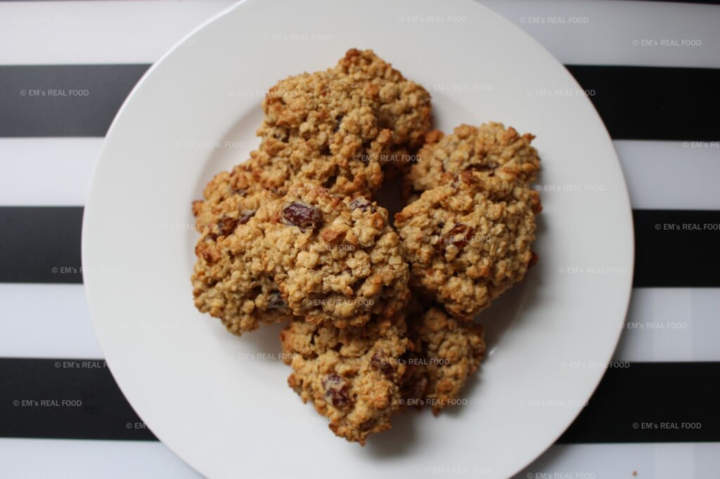 Oatmeal cookie policy