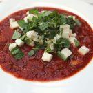 Griekse lamsstoof met tomaat