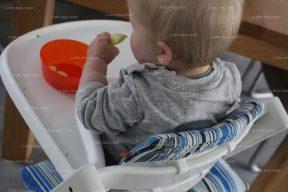 Eten voor je baby (9-12 maanden)