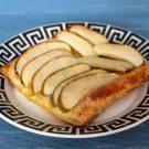 Eenvoudige appeltaartjes