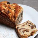 Babka - gevuld zoet brood met tamme kastanjes