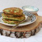 Pancakes met andijvie
