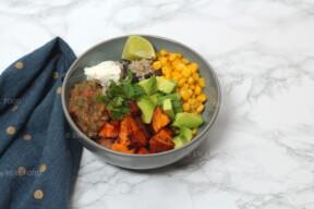 Mexicaanse veggie bowls