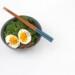 Snelle vegetarische ramen met sobanoedels