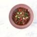 Lamsstoof met granaatappel en zwarte knoflook